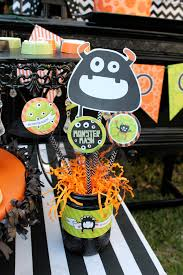 Halloween Monster Bash by Halloween Monster Mash Party Creative Juice