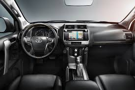 suv toyota inside updated toyota land cruiser at 2017 frankfurt show u2013 pictures