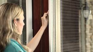odl enclosed blinds youtube
