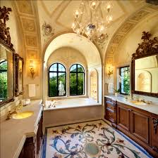 bathroom breathtaking mediterranean spa bathroom style