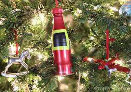 diy aluminum bottle santa craft