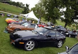 1989 porsche 944 value auction results and sales data for 1989 porsche 944