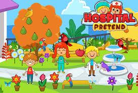 my pretend hospital kids hospital town life free free download