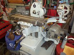rebuilding an atlas horizontal milling machine u2013 blue chip machine