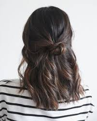 brunette easy hairstyles best medium length hairstyles you ll fall in love with summer