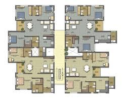 apartments floor plans design apartment house plans designs