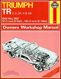 Triumph Tr3 Manuals At Books4cars Com