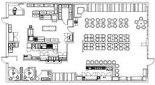 Restaurant Kitchen Design Open Restaurant Kitchen Designs Home Design Ideas