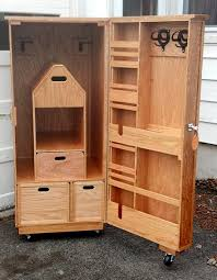 tack cabinet for sale equestrian tack box woodworking blog videos plans how to