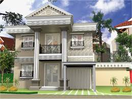 modern concrete pole house design exterior houses makeovers second