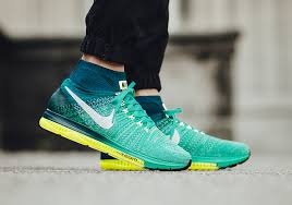Nike Zoom nike zoom all out flyknit clear jade sneakernews