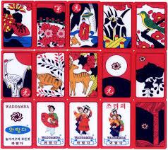 korean hwatu the world of cards