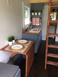 the wanigan tiny house 250 sq ft tiny house town