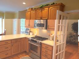 kitchen color schemes with oak cabinets kitchen colour schemes house design and planning