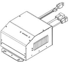 i2425obrmjlg eagle performance jlg scissor lift battery charger