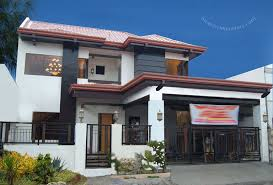 Affordable Home Construction Myhaybol 0030 Modern House Style Philippines Ideas For The