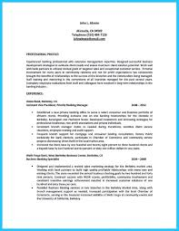 Tutor Resume Starting Successful Career From A Great Bank Manager Resume