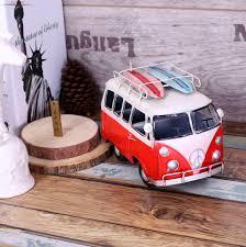 aliexpress com buy shabby chic bus zakka vintage home decor