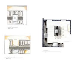 Hand Rendered Floor Plan Residential Apartment Project Ashley Remaley Archinect