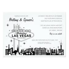 vegas wedding invitations 324 best las vegas wedding invitations images on