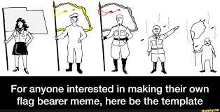 Stick Figure Meme Generator - 4chan flag bearers know your meme