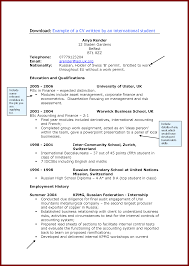 essay about time capsule nanny on a resume sample evaluation