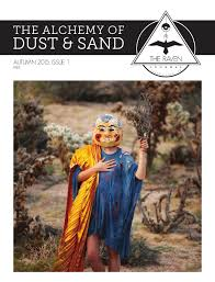 the raven the alchemy of dust u0026 sand by the raven journal issuu