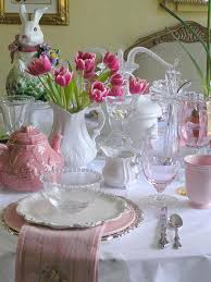 Easter Table Decorations Homemade by Top 47 Lovely And Easy To Make Easter Tablescapes Amazing Diy