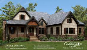 lodge house plans big mountain lodge a house plan house plans by garrell associates