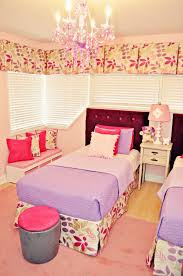 Girls Room Live Laugh Decorate Pink Meets Purple In Our Kids Room Reveal