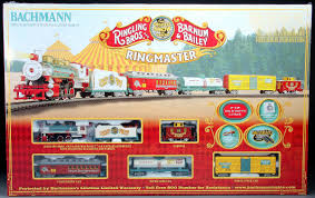 bachmann ho 00714 ringling brothers and barnum and bailey