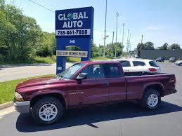 2002 dodge dakota for sale 2002 dodge dakota slt in topeka ks global auto llc
