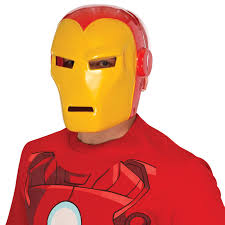 ironman halloween costume buy iron man mask