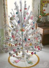 vintage aluminum christmas tree 16 retro christmas decorating all and a krus retro