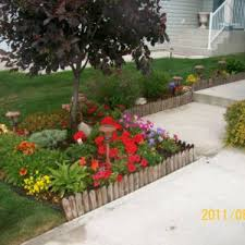 Landscaping Borders Ideas Extraordinary Garden Border Beautiful Garden Borders 37 Garden