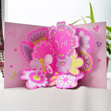 romantic handmade heart birthday card with funny quotes from my