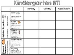 readit 4th grade stem fuse rti lesson plan form first grade stan