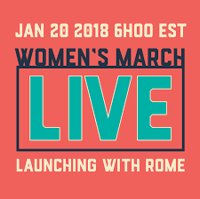 asia k che livestream starts in rome with asia argento s march