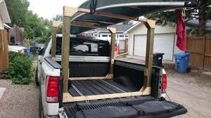 nissan titan bed rack truck bed kayak rack diy home beds decoration