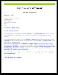 750 cover letter templates myperfectcoverletter