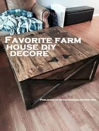The Feminist Mystique Diy Rustic Wood Coffee Table Farm Table by 10 Creative Diy Coffee Tables With Storage Ana White Furniture
