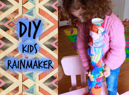 diy kids rainmaker south african musical instrument youtube
