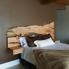 chambre deco bois idee deco tete lit en bois avec rideaux decoration pour faire soi