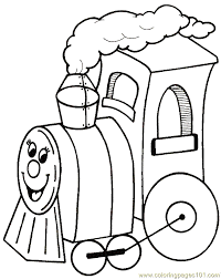 train coloring page 03 coloring page free land transport
