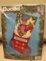 bucilla needlepoint kit santa s visit