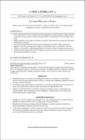 Resume Sample Summary by Sample Lpn Resume Objective Free Resume Example And Writing Download