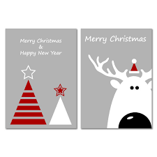 5x7 printable christmas card instant download merry christmas