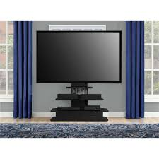 Black Tv Cabinet With Drawers Ameriwood Home Galaxy Xl Tv Stand With Drawers For Tvs Up To 70
