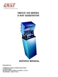 indic100高压发生器英文维修手册 sm electromagnetic