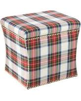 Nailhead Storage Ottoman Check Out These Holiday Deals On Skyline Furniture Stewart Dress